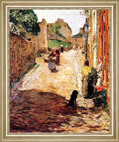 Village Street Scene - 8