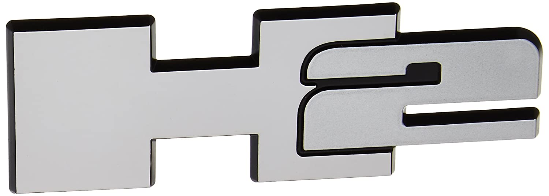 Genuine GM 15771366 End Gate Vehicle Nameplate