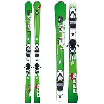 VOLKL Code uvo - esquí con ataques Code uvo, 113121, XMotion, 175: Amazon.es: Deportes y aire libre