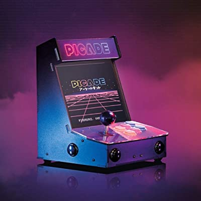 Picade with 10 Inch Display, The Ultimate Retro Gaming Console: Toys & Games