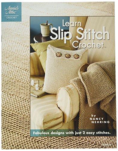 (Annie's Attic: Learn Slip Stitch)
