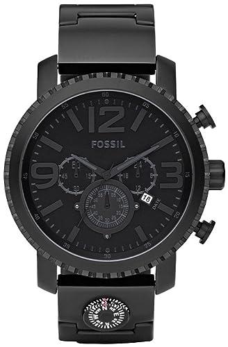 53b0a493a1de Fossil JR1303 Hombres Relojes  Fossil  Amazon.es  Relojes