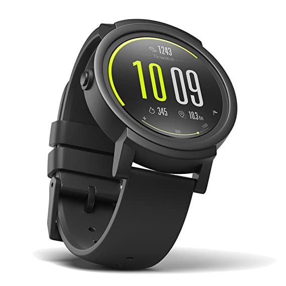 Ticwatch ES and Ticwatch E2 S2, Smart Watches, Wear OS by Google, New  Version