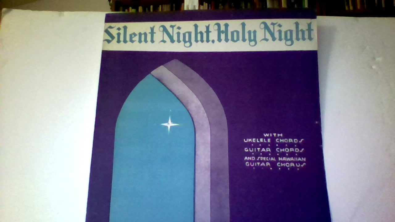Amazon Silent Night Holy Night With Ukele Chords Guitar