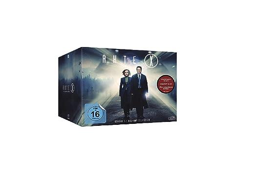 Akte X - DVD Box - Blu Ray