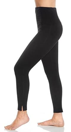 90ba27e9b314d9 Lysse 1202 Leggings Shaping Skinny Legging (Black) at Amazon Women's ...