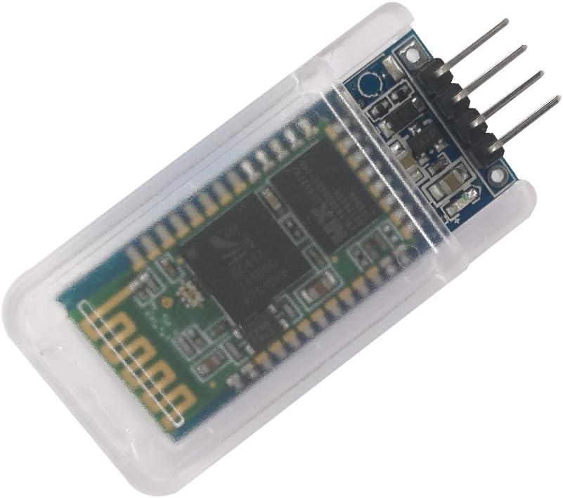 DSD TECH HC-06 Bluetooth 2.0 SPP Wireless BT Module for Arduino UNO R3 Nano MEGA Raspberry Pi (Basic Version)