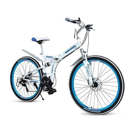 KOSGK Bicicleta MontañA para Hombre Ruedas 24 Bicicletas para ...