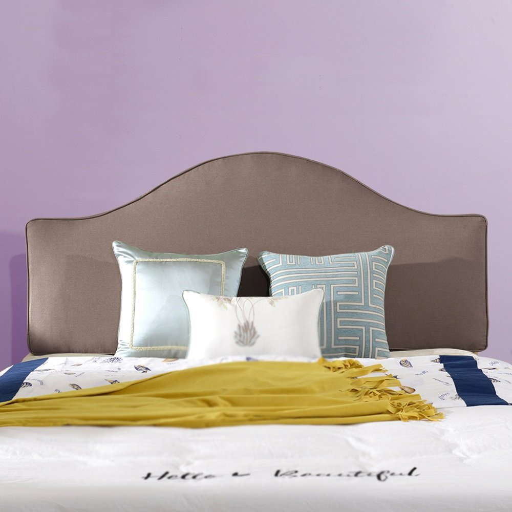 Soft cushion / bedside sponge backrest / double bed headrest / sofa washable cushions ( Color : B , Size : 90508cm )