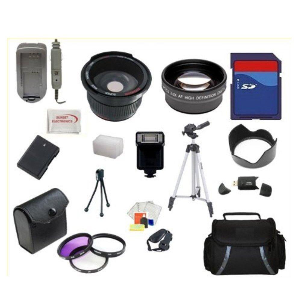 Mejor valor paquete de accesorios para Nikon D3000 Incluye ...