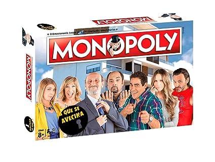 Eleven Force La Que Se Monopoly La Que Se Avecina 40x26 12anos