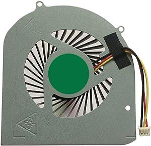 Compatible for Dell XPS 14z L412x L412z Laptop CPU Cooling Fan Cooler 0MK9J3 P24G 3-pin