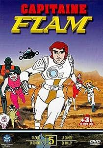 Capitaine Flam - Vol.5 (8 épisodes)
