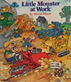 Little Monster at Work-mrrgld, Golden Books Staff, 0307110214
