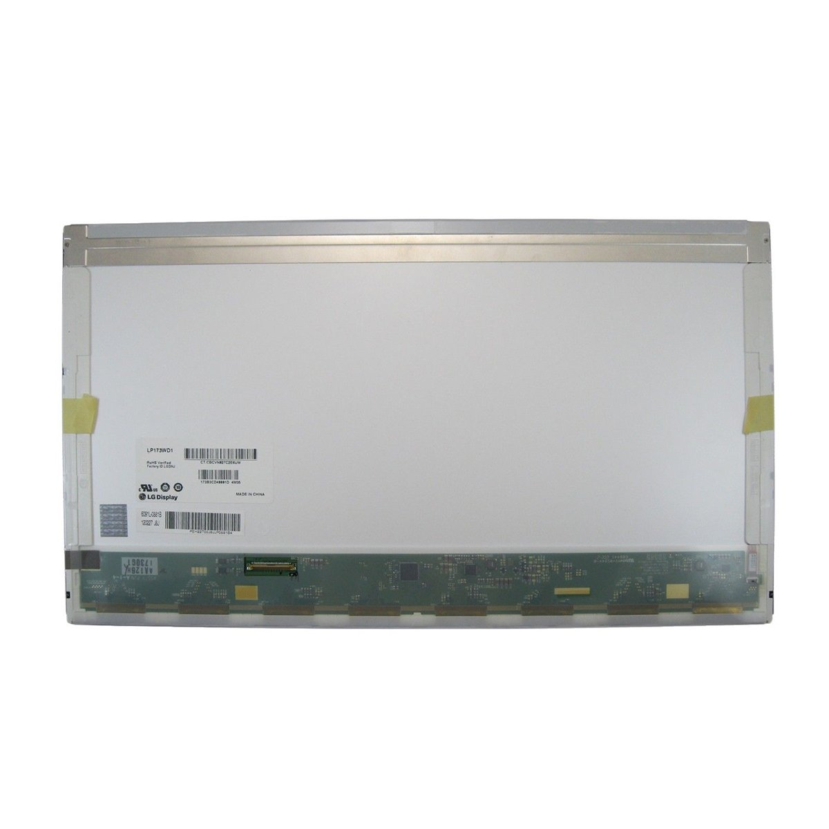 Pantalla AUO B173RW01 V.3 LCD Display 17.3 portatil HD+ 1600X900 TFT LED V3 T-CLA-2