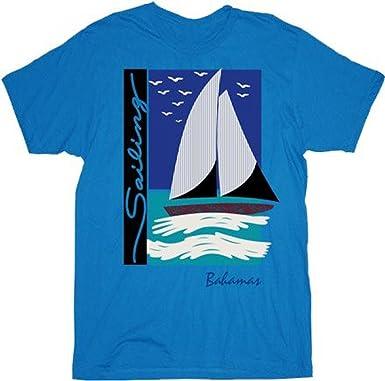 Vintage Bahamas Sailing Tee fCdXalyMX