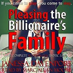 Pleasing the Billionaire's Family