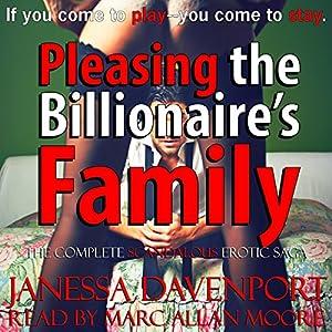 Pleasing the Billionaire's Family Audiobook