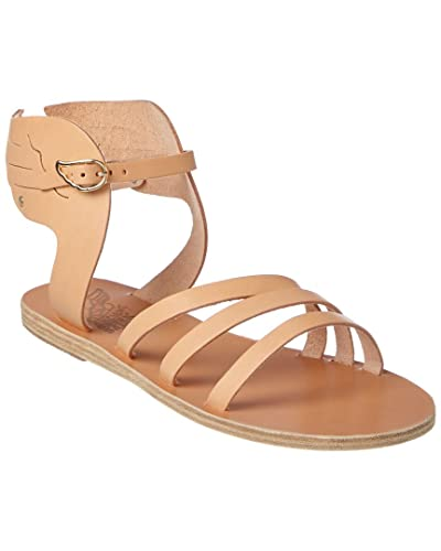 519543ef97a2c Amazon.com | Ancient Greek Sandals Ikaria Leather Wing Sandal, 35 ...