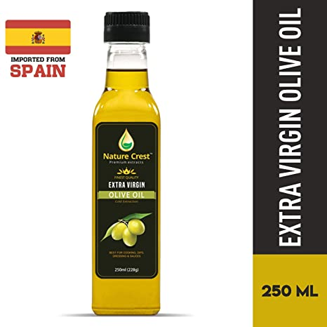 Nature Crest Extra Virgin Olive Oil, 250 ml