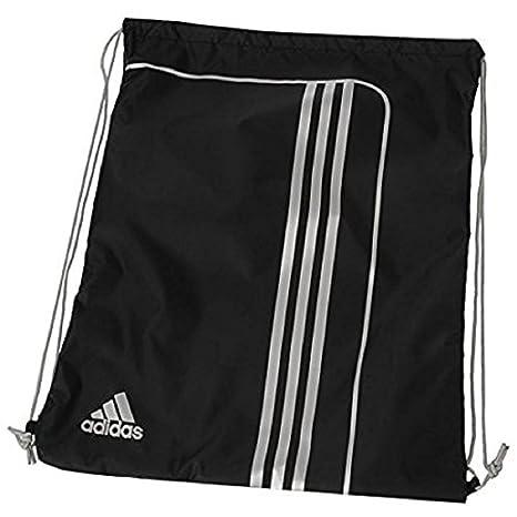 Adidas - Bolsa con asas, unisex, diseño de 3 rayas para de ...