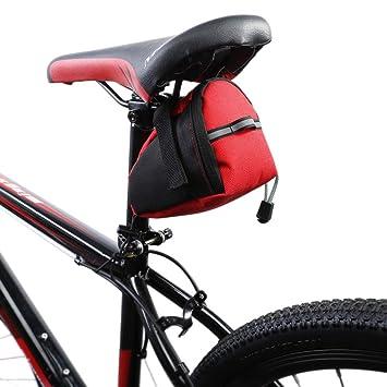 BOLSAS De SillíN para Bicicleta, Impermeable, Cola del ...