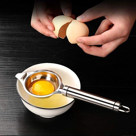 ROIY La Proteína Del Huevo Del Acero Inoxidable De La Yema De ...