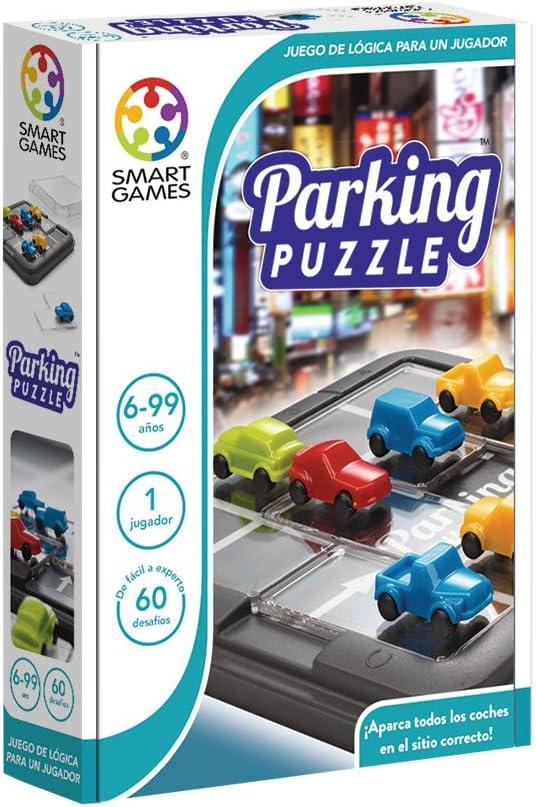 Parking Puzzle - Smart Games
