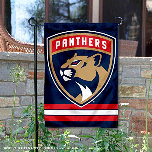 Wincraft Florida Panthers Double Sided Garden Flag