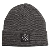 Exalt Paintball Beanie - Crossroads - Dark Gray Stripes