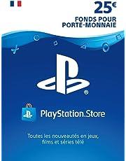 Carte PSN 25 EUR | Compte français | Code PSN à télécharger