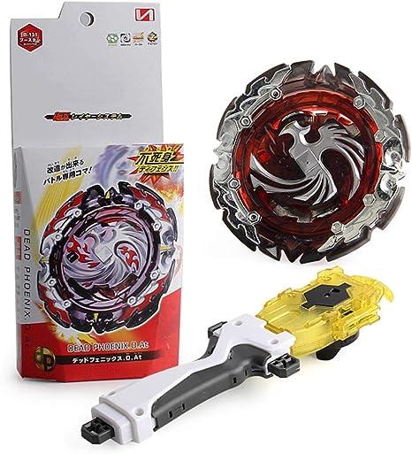 Lavendei 4D Fusion Modell Metall Masters Speed Kreisel Jugendliche und Erwachsene B 117 Kampfkreisel mit Launcher Kinder