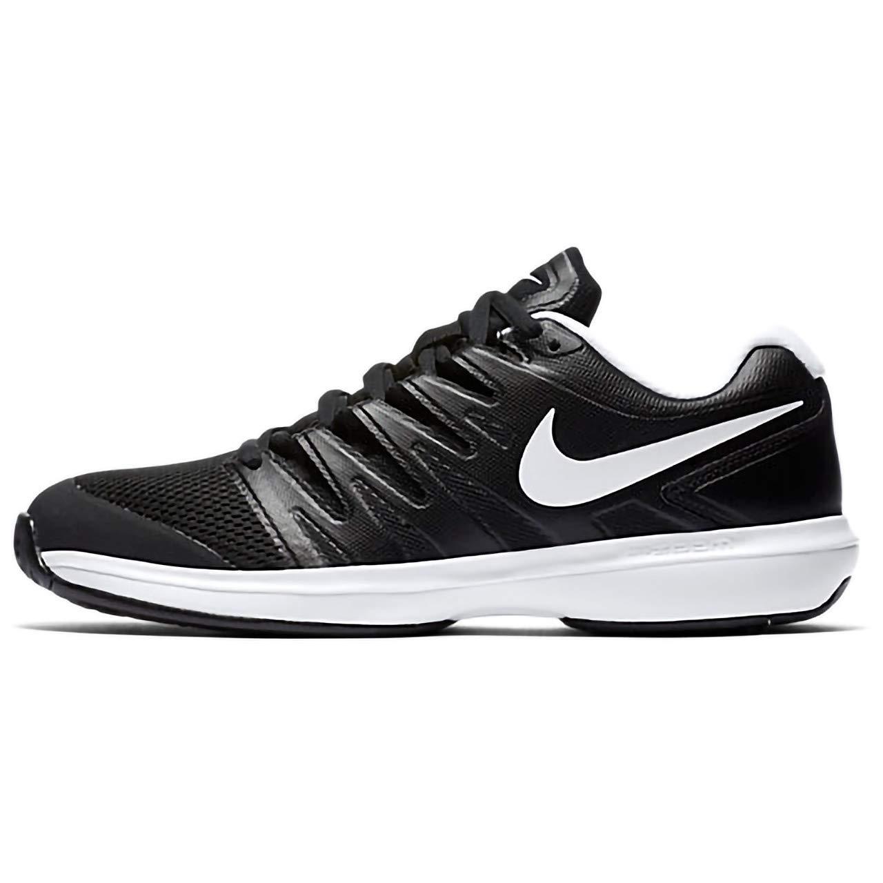 ナイキ(NIKE) テニスシューズ コート ズーム プレステージ HC AA8020-001 B0777PS14C 29.5 cm|ブラック×ホワイト(001) ブラック×ホワイト(001) 29.5 cm