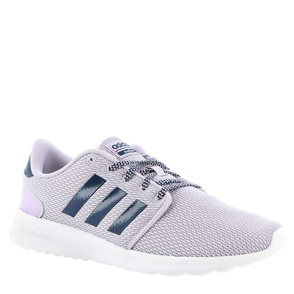 adidas Cloudfoam QT Racer Mauve/White/Clear Pink 6 by adidas