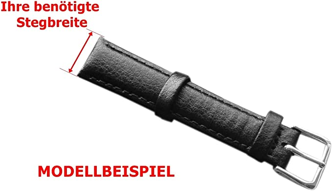 1PAAR 30mm QUALIT/ÄTS FEDERSTEGE F/ÜR UHRENARMB/ÄNDER 1,5mm DURCHMESSER