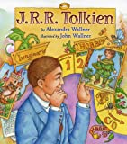 J.R.R. Tolkien by Alexandra Wallner front cover