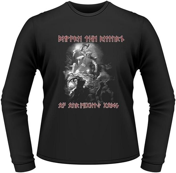 Battle-Merchant Camiseta de manga larga: Beware The Return of ...