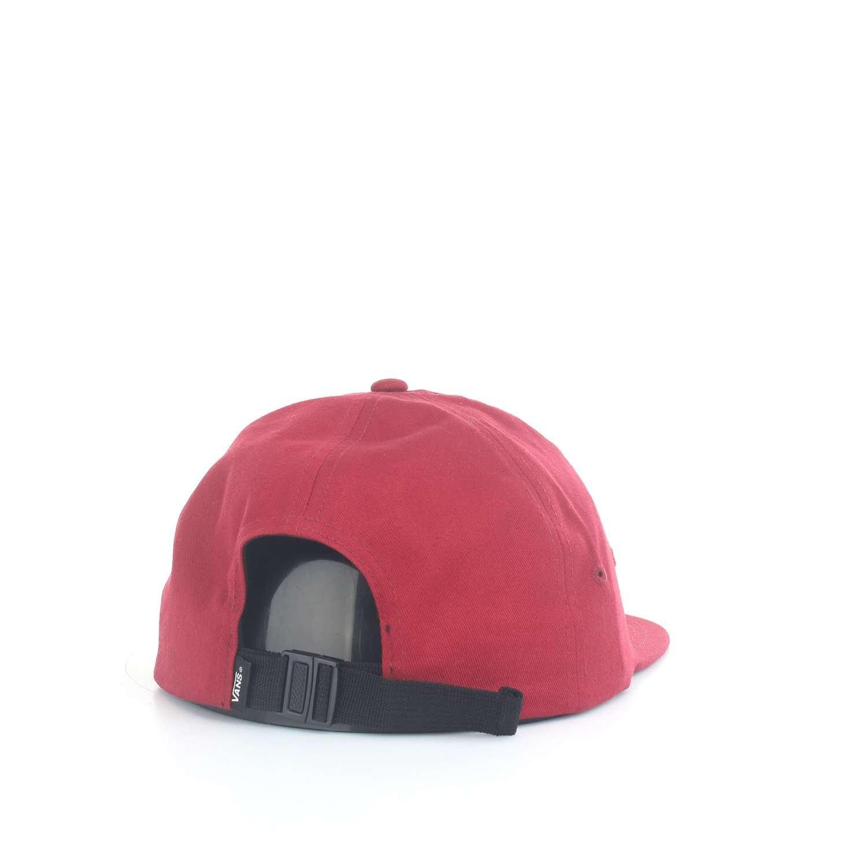 2e8d2138b7da Vans x Marvel Jockey Strapback Hat (Chili Pepper) Men s Marvel Comics Cap  at Amazon Men s Clothing store