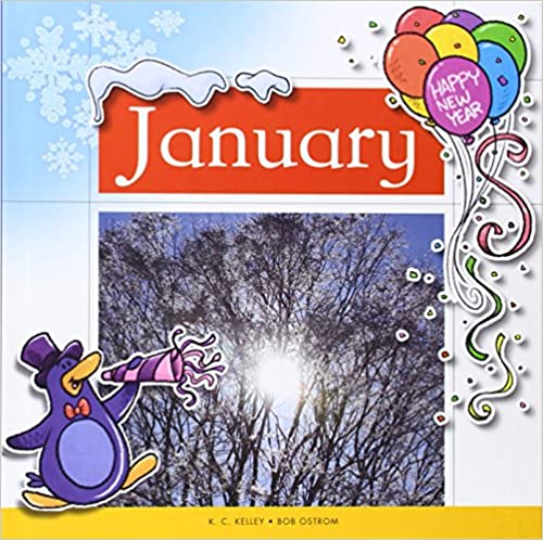 January por K. C. Kelley epub