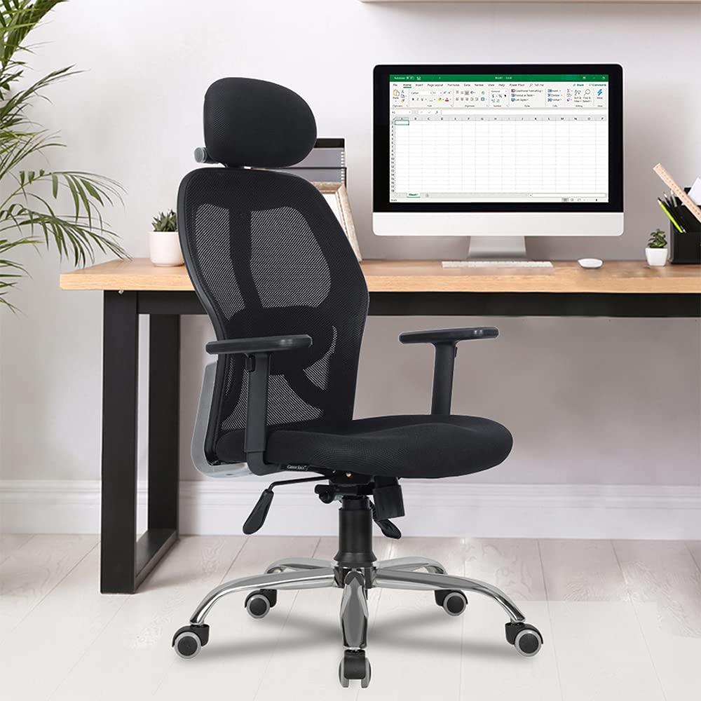 5.Green Soul New-york High-Back Mesh Office Chair