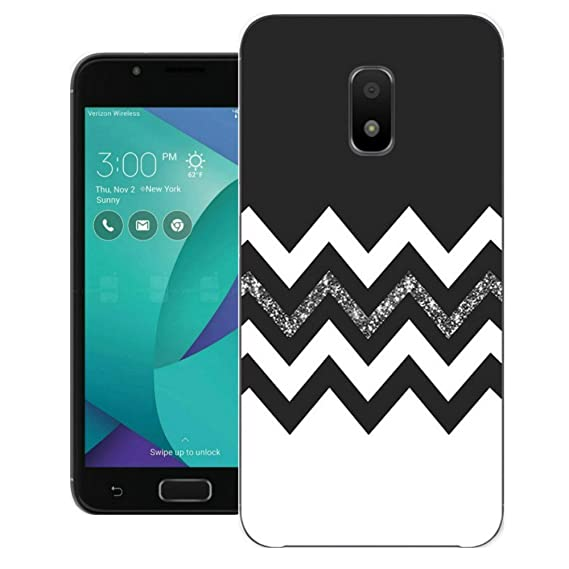 sports shoes bec73 17252 Asus ZenFone V Live Case,Jilika TPU Soft Painted Patterns Full Protection  of The Phone Cover Case For Asus ZenFone V Live V500KL (Ripple)