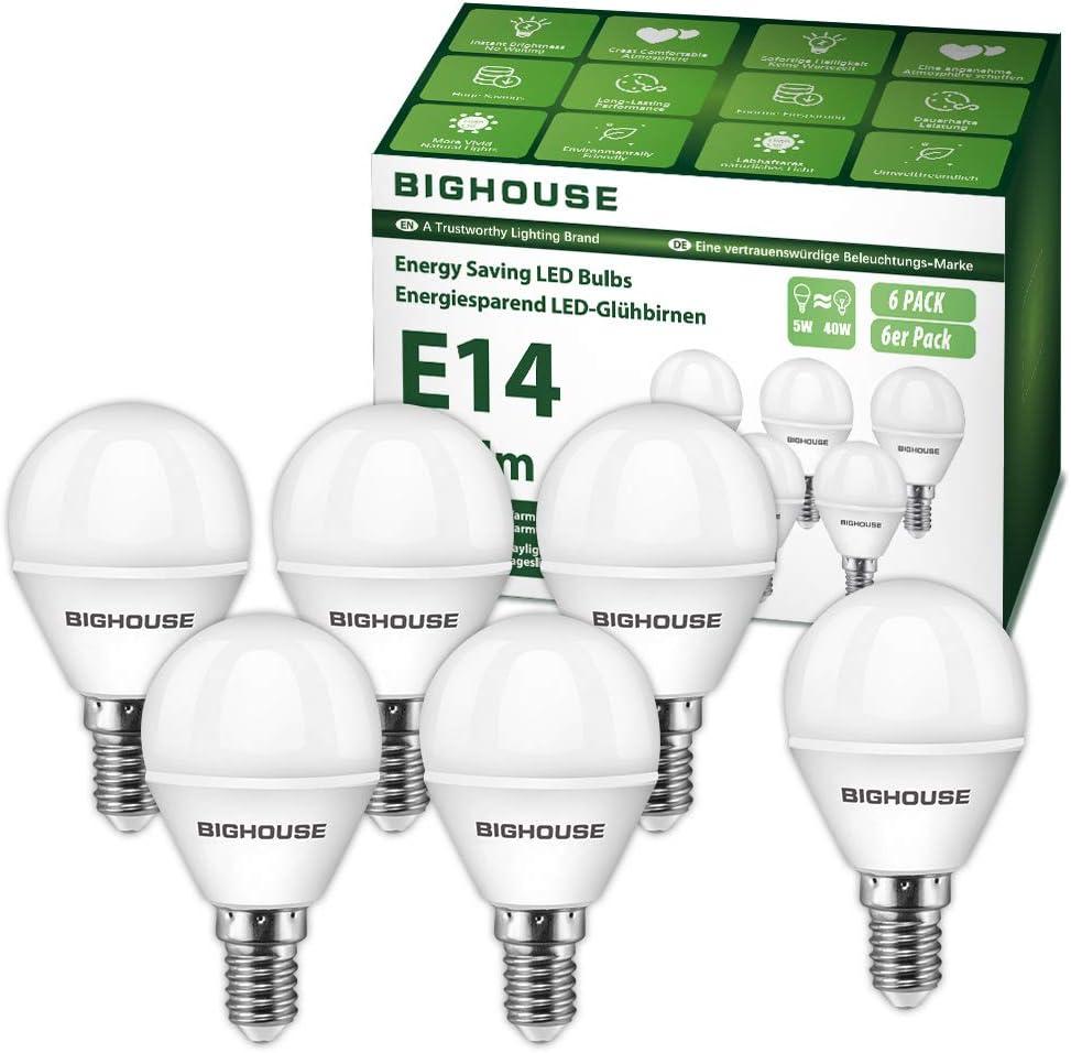 E14 LED Lampe P45 - E14 LED