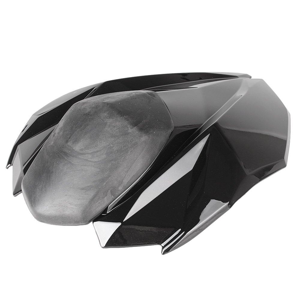 ABS-Kunststoffbezug GZYF Motorrad Pillion R/ücksitzbezug Solo Verkleidung passend f/ür Z800 2013-2015