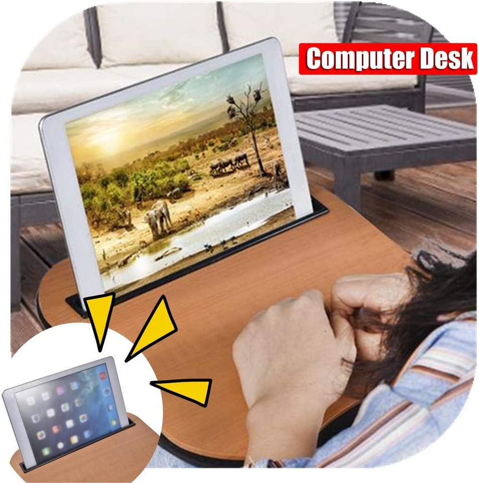 DaJun Multifunctional Lap Desk with Pillow Cushion for Laptop Phone Tablet Holder Pad Support - 12.99.842.36in