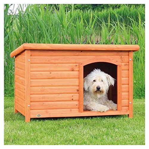 Trixie Water Roof Dog Kennel [3 Sizes]