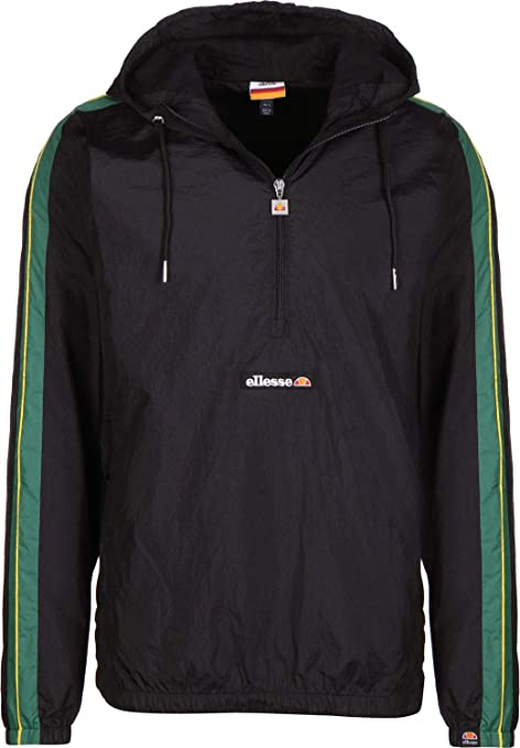 Ellesse Osiris 1/2 Zip Jacket Chaqueta, Hombre: Amazon.es ...