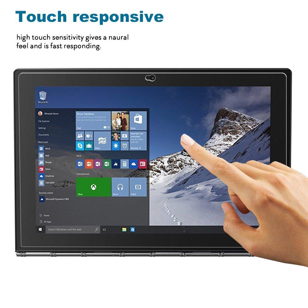 Amazon.com: [2 Pack] Lenovo Yoga Book Screen Protector ...