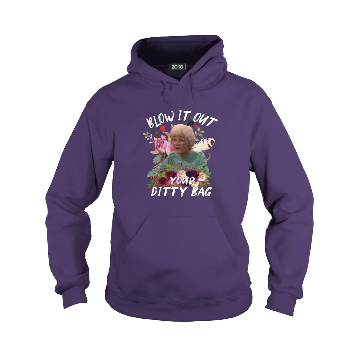 Zoko Apparel Blow It Out Your Ditty Bag T-Shirt