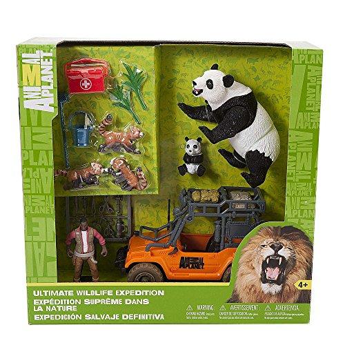 Animal Planet Panda Playset