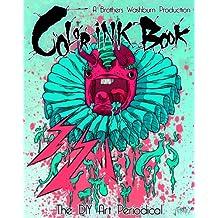 Color Ink Book Volume Sixteen 16: JORDAN DEBNEY COVER ART